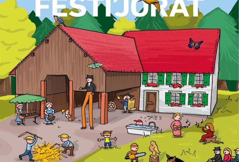 Festi'Jorat - Mézières