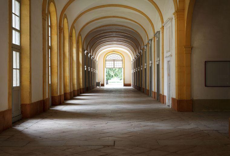Abbaye de Cluny, bâtiment conventuel, aile nord, galerie @ D.Bordes_CMN_FLC.jpg