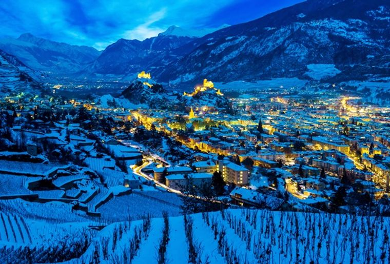 Sion_nuit_hiver_BR © Olivier Maire - photo-genic.ch.jpg