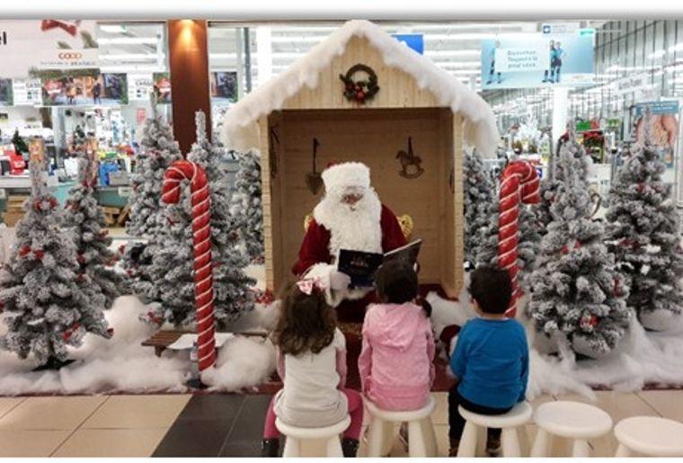 Un joyeux Noël aux Entilles Centre