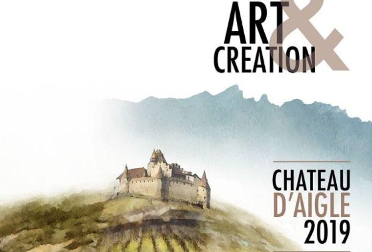 """""""Art et Création 2019"""" - Aigle"""