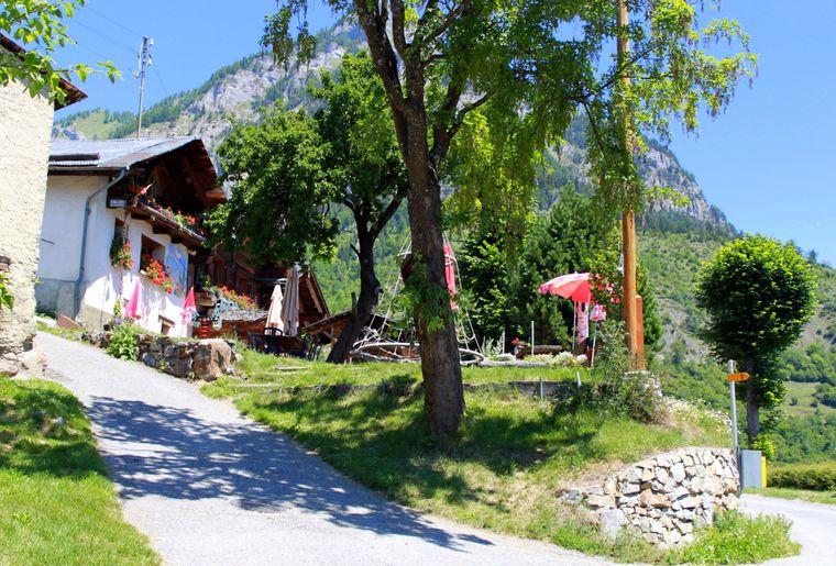 Plus belles terrasses de Suisse romande - Auberge relais des chasseurs de Chiboz Fully