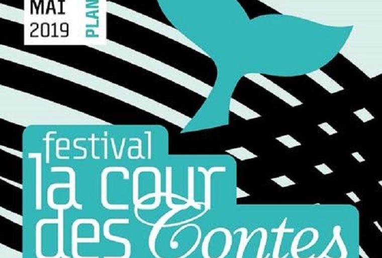 """Festival """"La Cour des Contes"""" 2019 près de Genève"""