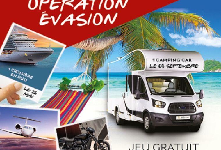 Opération évasion au Casino Barrière - Montreux