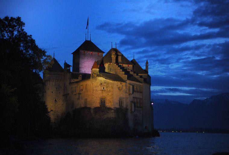 La Nuit de l'épouvante 2019 - Château de Chillon