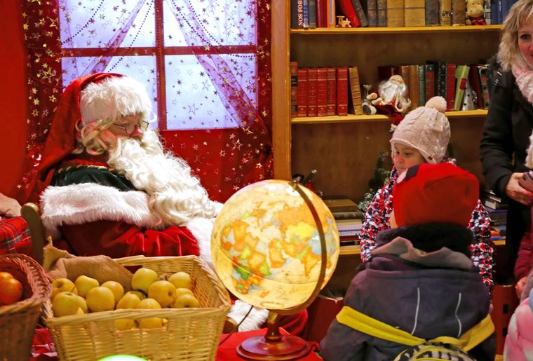 Maison du Père Noël Rochers-de-Naye