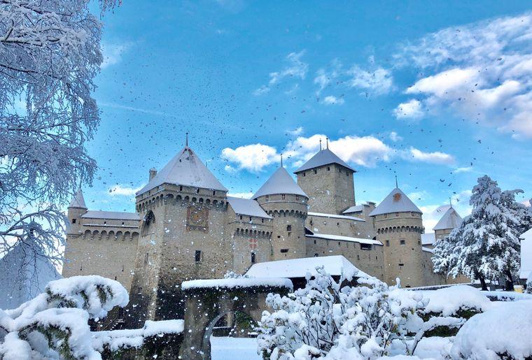 ©Fondation du château de Chillon_Château sous la  neige.jpg