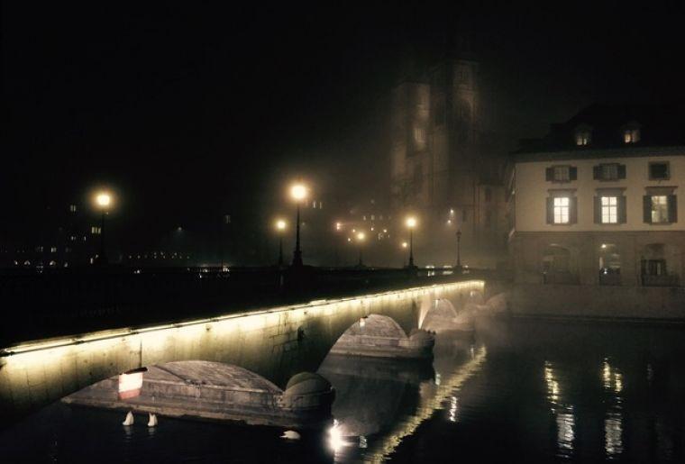 Top des loisirs qui font peur en Suisse - Visite guidée Ghost Walk à Zurich