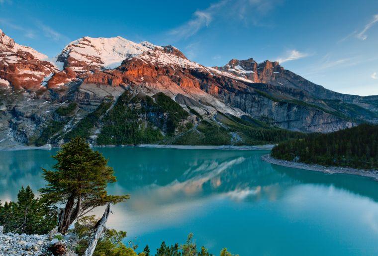 Lac d'Oeschinen