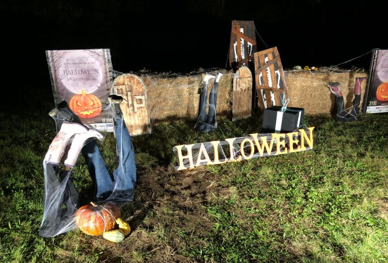 Halloween à Gland