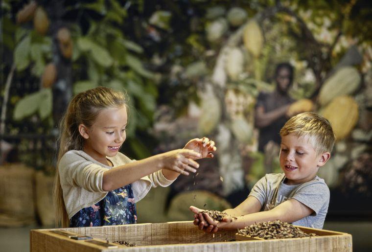 cailler-chasse-au-tresor-Gwendoline -enfants