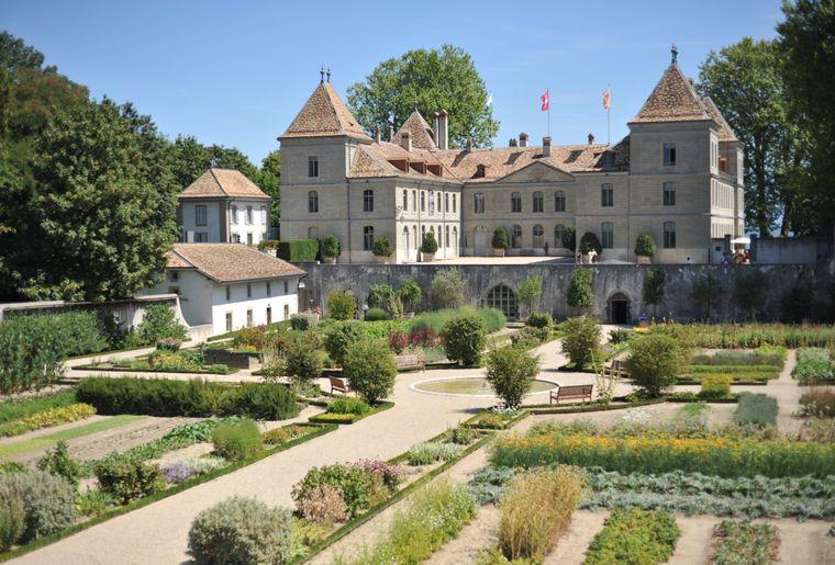 vue potager (c)MNS_Château_de_Prangins_300DPI.JPG