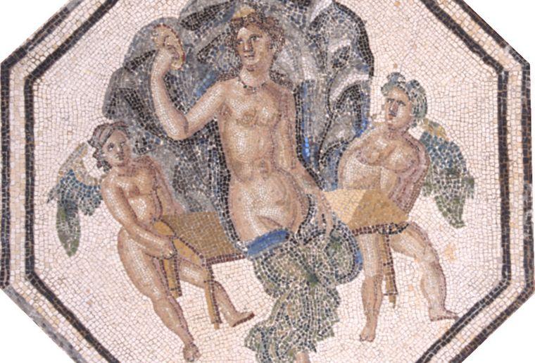 mosaïque-romaine-orbe-venus