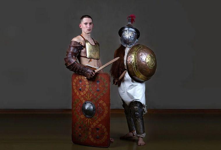 ludus-gladiateur