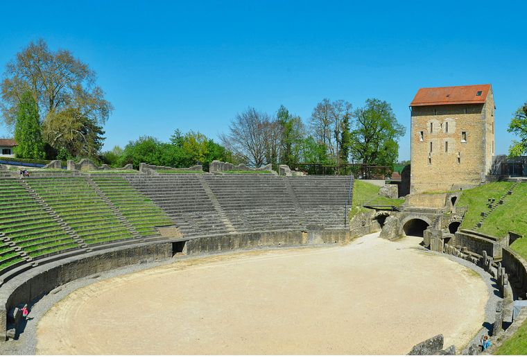 avenches-arenes
