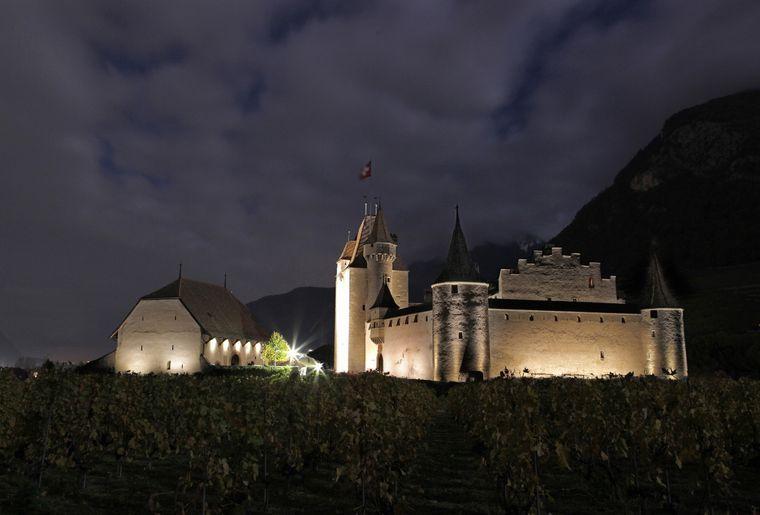halloween-chateau-aigle-nuit