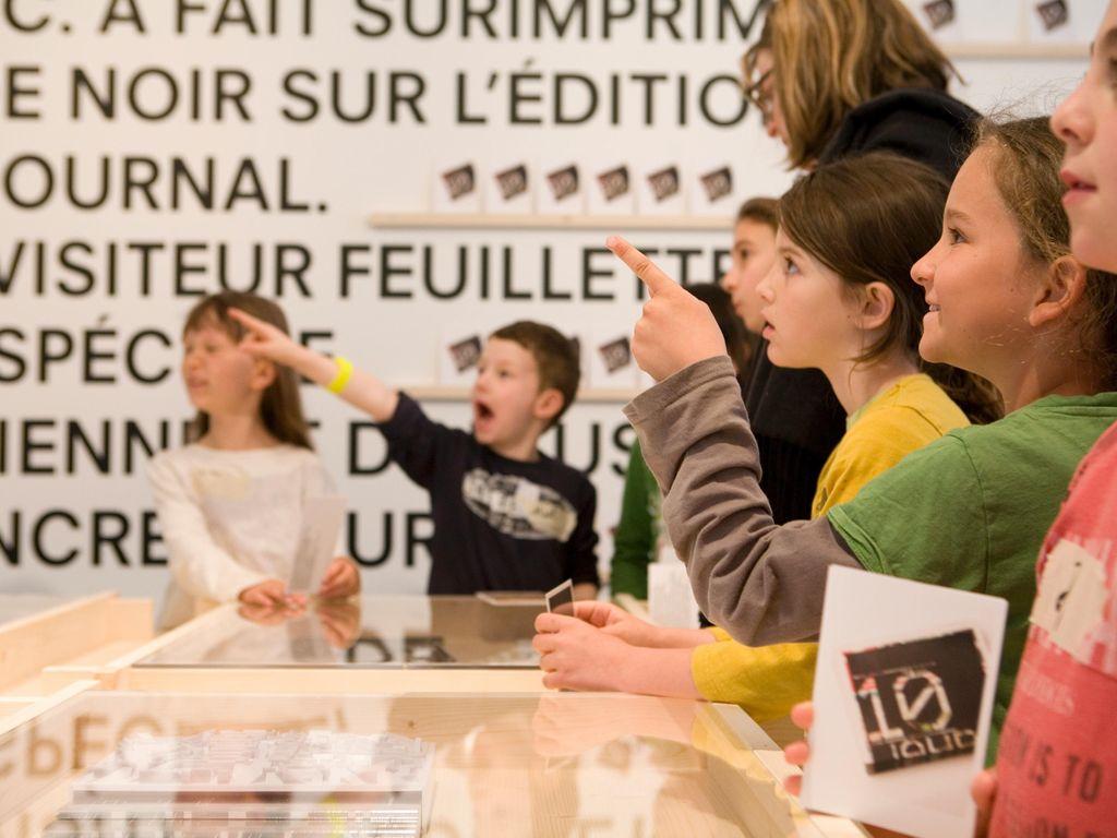 Pâquomuzé - activités pour enfants dans les musées vaudois durant les vacances de Pâques