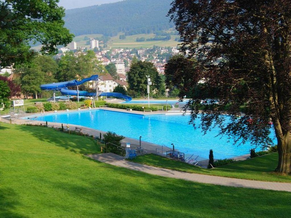 Les plus belles piscines de Suisse romande - Piscine de Moutier