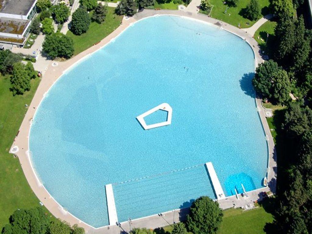 Les piscines les plus insolites de Suisse - Piscine Weyermannshaus à Berne