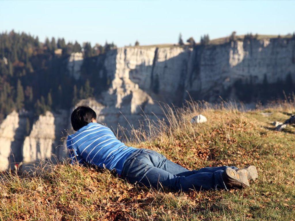 Creux du Van, un canyon suisse pour une balade panoramique insolite
