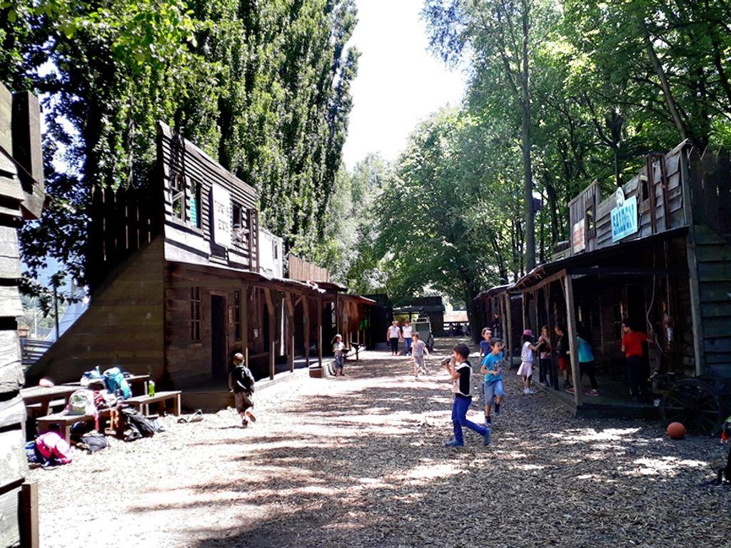 Western City Martigny - parc d'attractions pour enfants