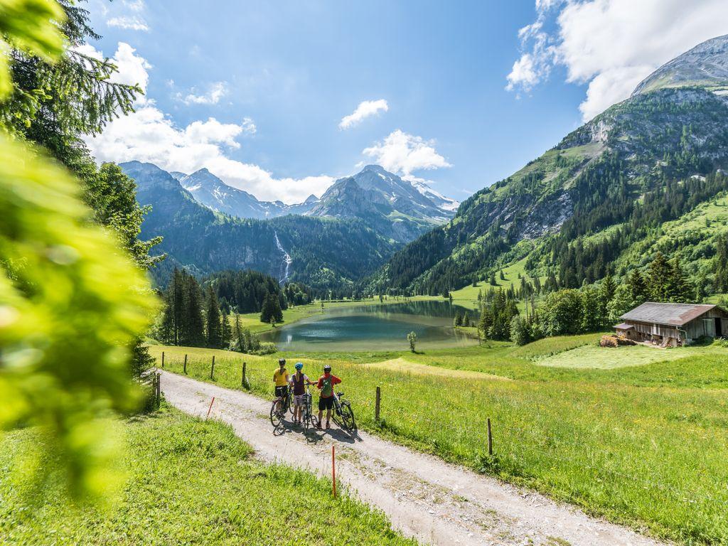 E-bike en Suisse romande - Les plus belles balades avec location pour découvrir le vélo électrique – Tour de l'ancien comté de Gruyère