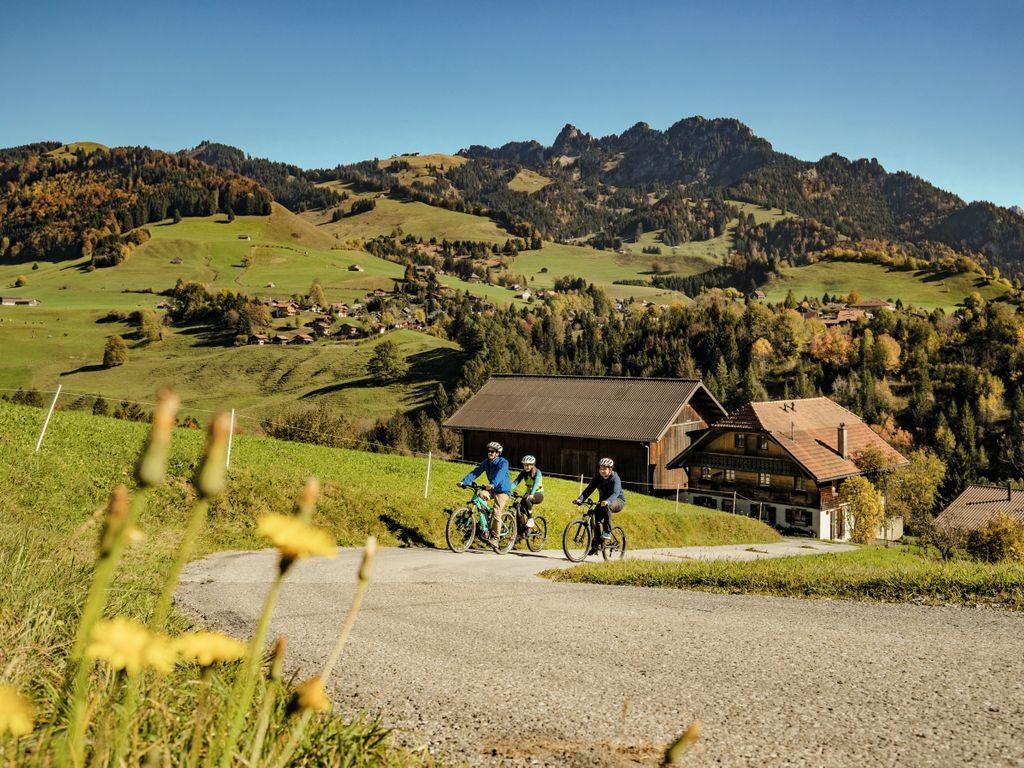 E-bike en Suisse romande - Les plus belles balades avec location pour découvrir le vélo électrique – De Charmey à l'Hautachia