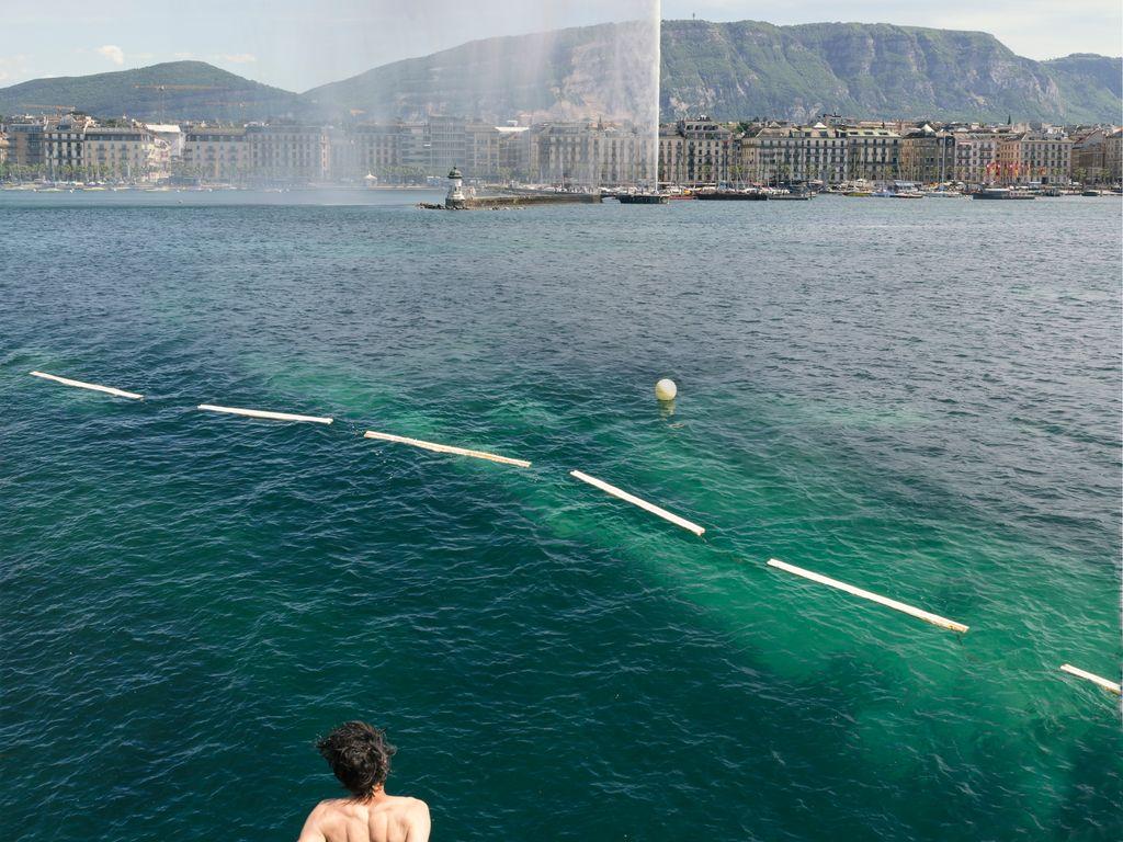 Les plus belles piscines de Suisse romande - Bains des Pâquis à Genève