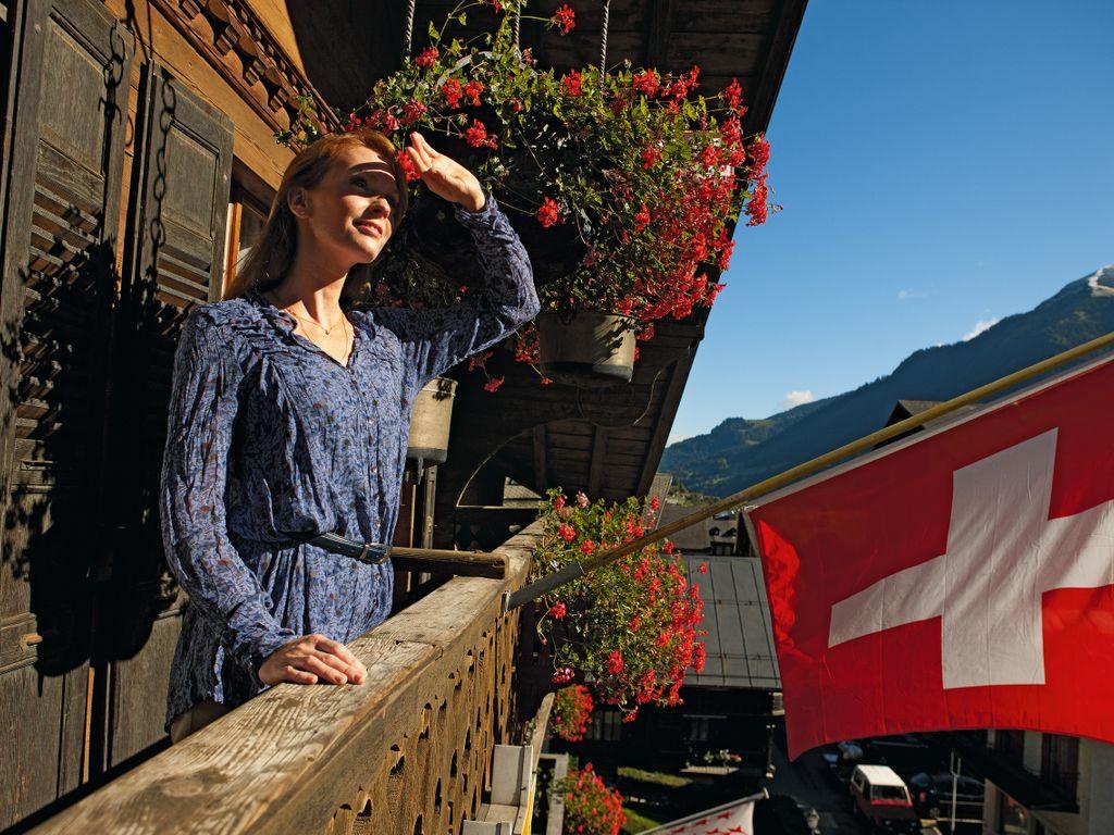 Hébergements insolites - Dormir dans un chalet d'époque – Art.Boutique.Hotel Beau-Séjour à Champéry en Valais
