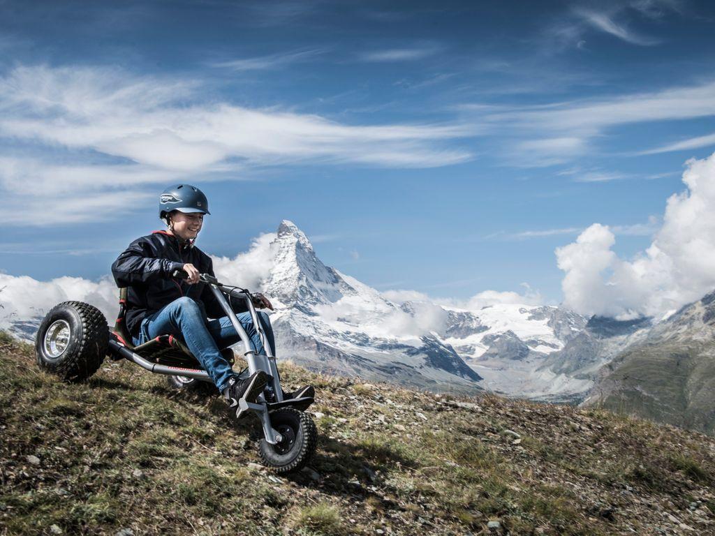 Funventure Zermatt Mountaincarts
