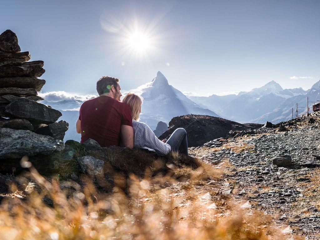 Gornergrat summer love Matterhorn