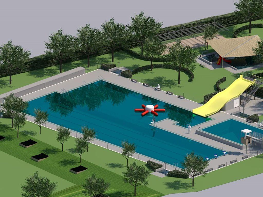 Les meilleures piscines de Suisse romande - Piscine de Porrentruy