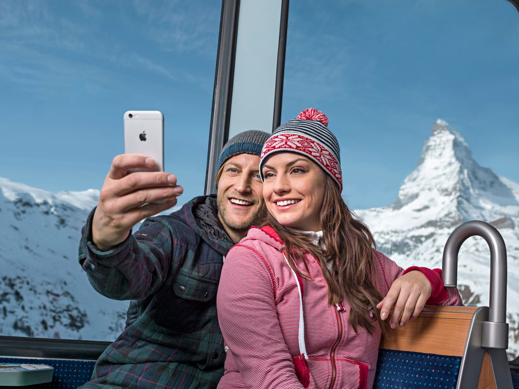 Les trains suisses de légende - Gornergrat Bahn - zermatt