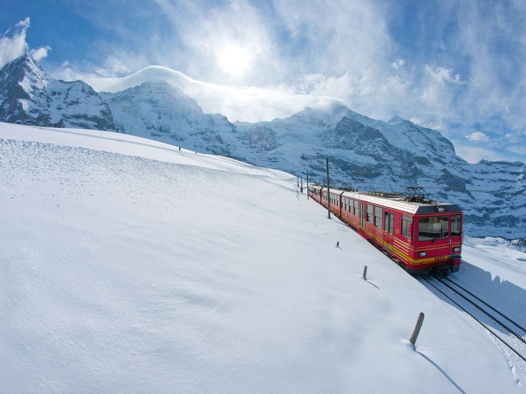 Trains suisses de légende - Jungfraubahn