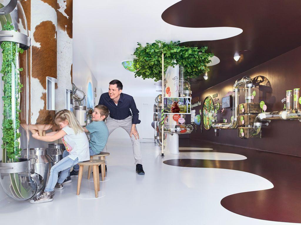 Chocolarium de Maestrani, chocolaterie à Flawil dans le canton de Saint-Gall