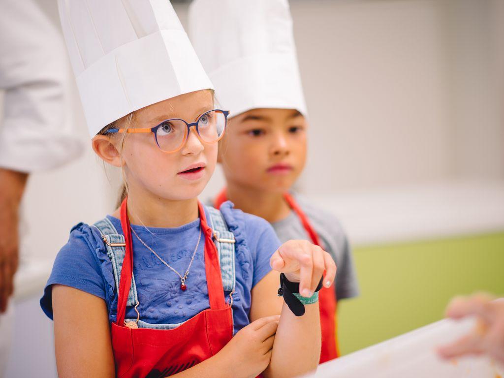 Atelier chocolat à l'Alimentarium de Vevey