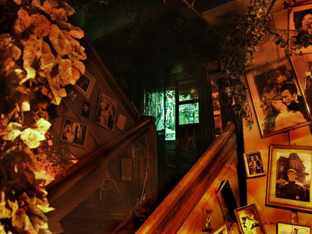 Top des loisirs qui font peur en Suisse - Le train fantôme et la maison hantée de La Chaux-de-Fonds