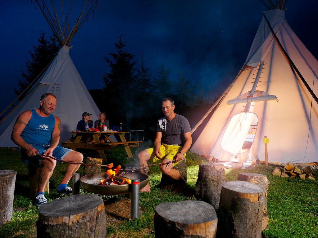 Les meilleurs campings de Suisse - TCS Camping Sempach (Lucerne)