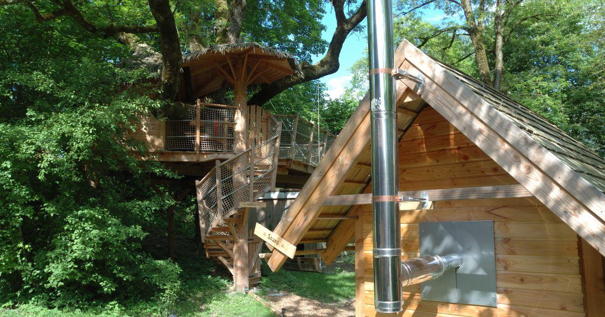 les cabanes de marie - activit u00e9