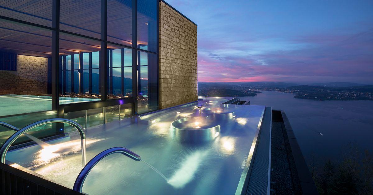 Top 25 Des Hotels Les Plus Insolites De Suisse Dossier