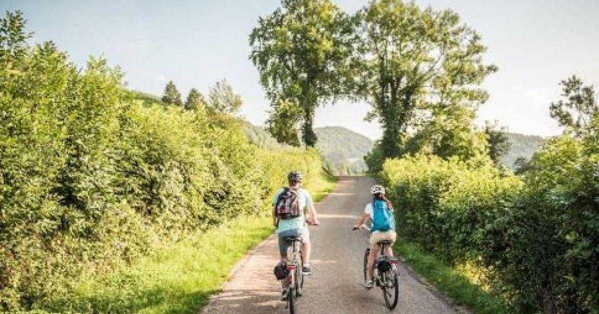 La Route Verte - Parcours e-bike - Genève - Schaffhouse - Balade