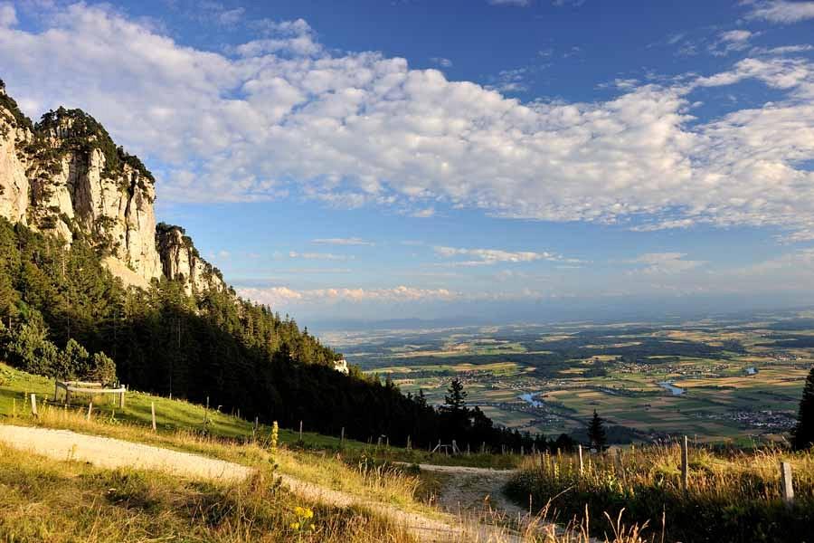 Balade panoramique au Weissenstein, aux portes de la ville de Soleure