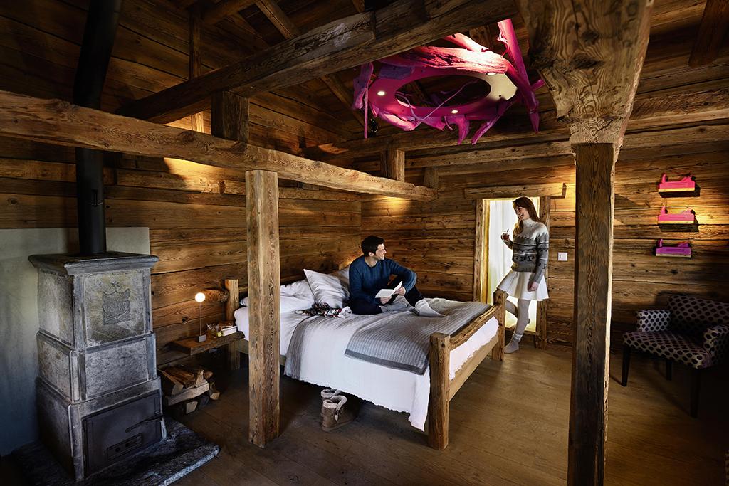 Les meilleurs hôtels ski in ski out de Suisse romande