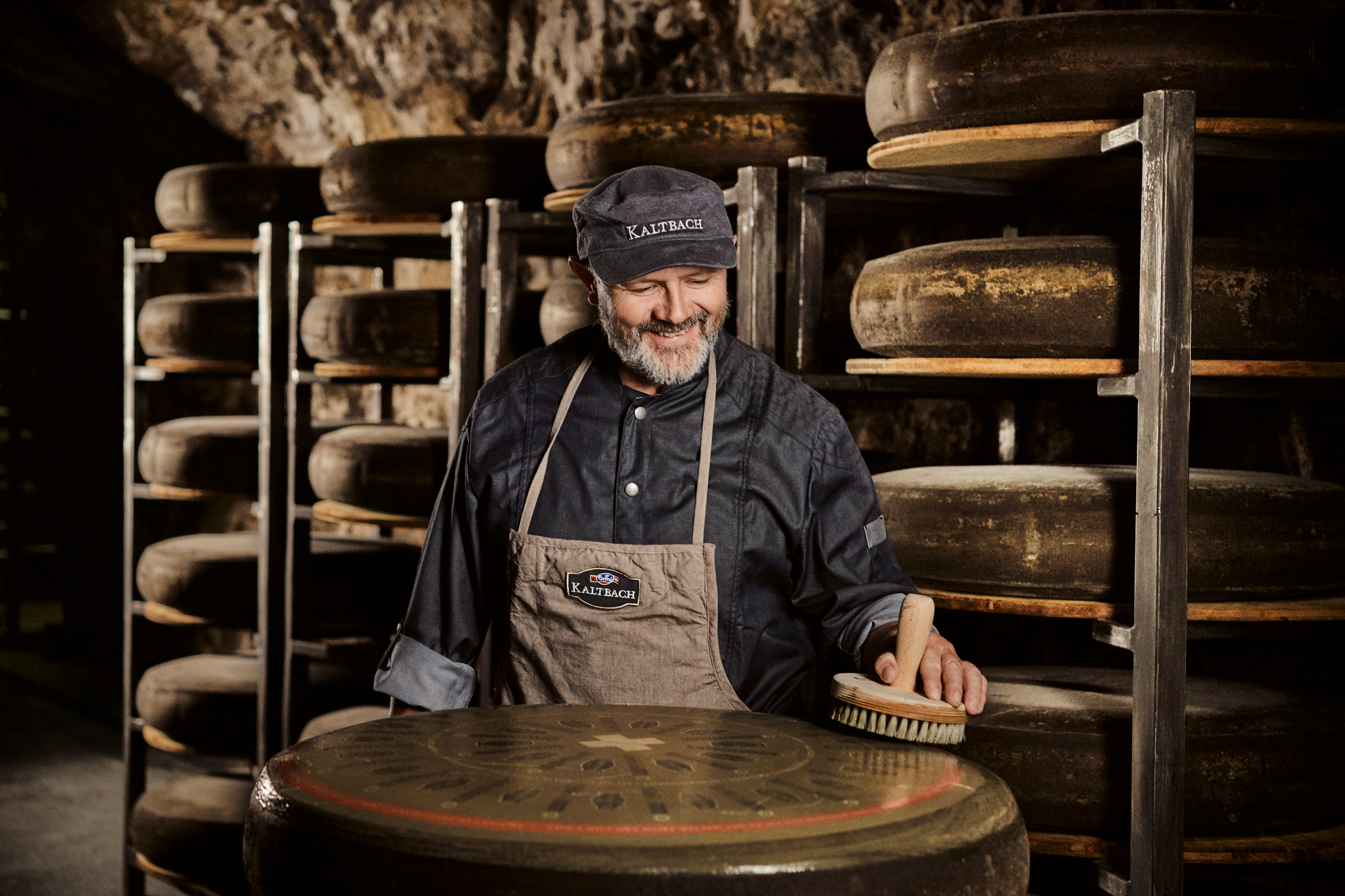 Fromages suisses - Fromagerie insolite - Grotte Kaltbach