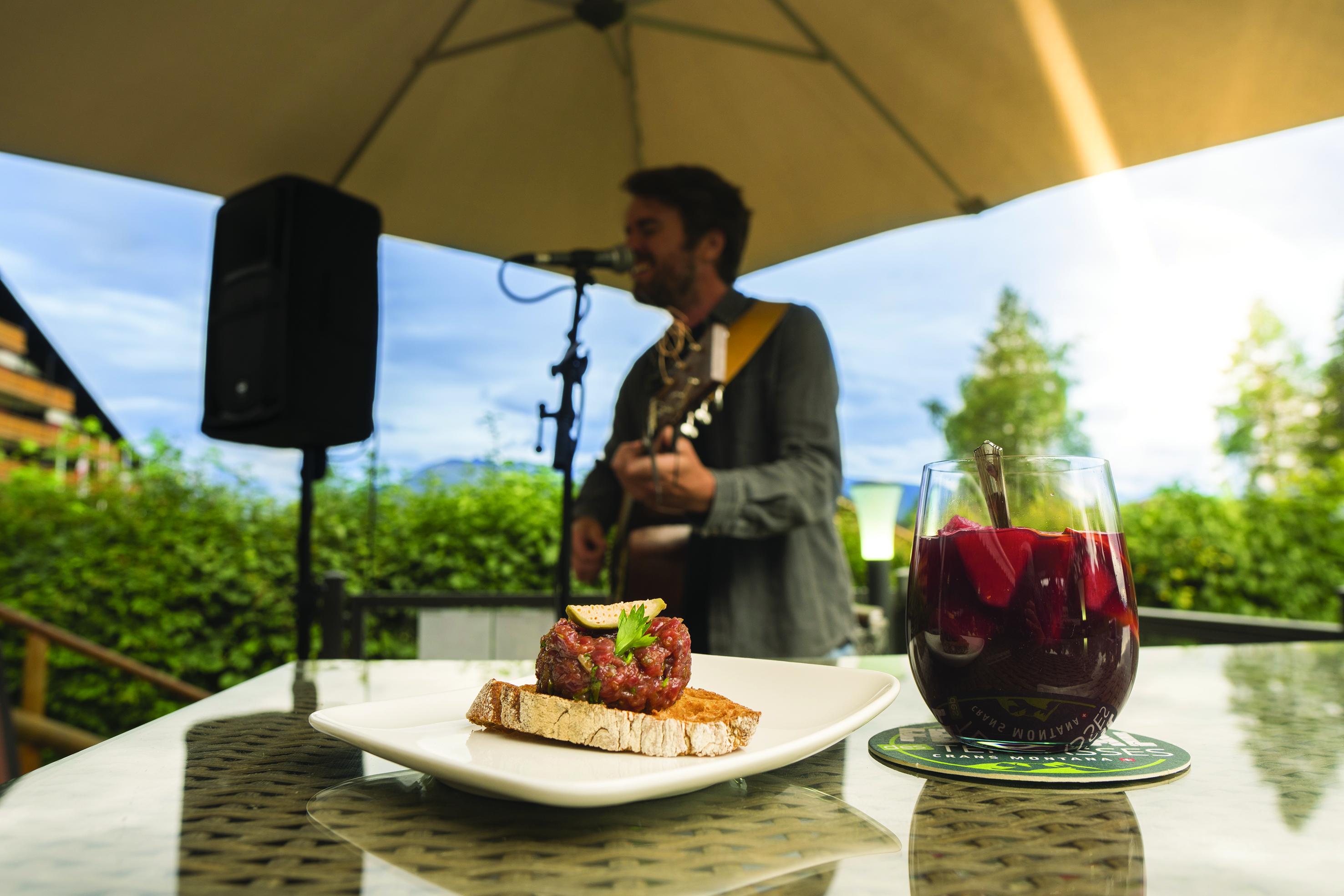 Festival des terrasses Crans-Montana