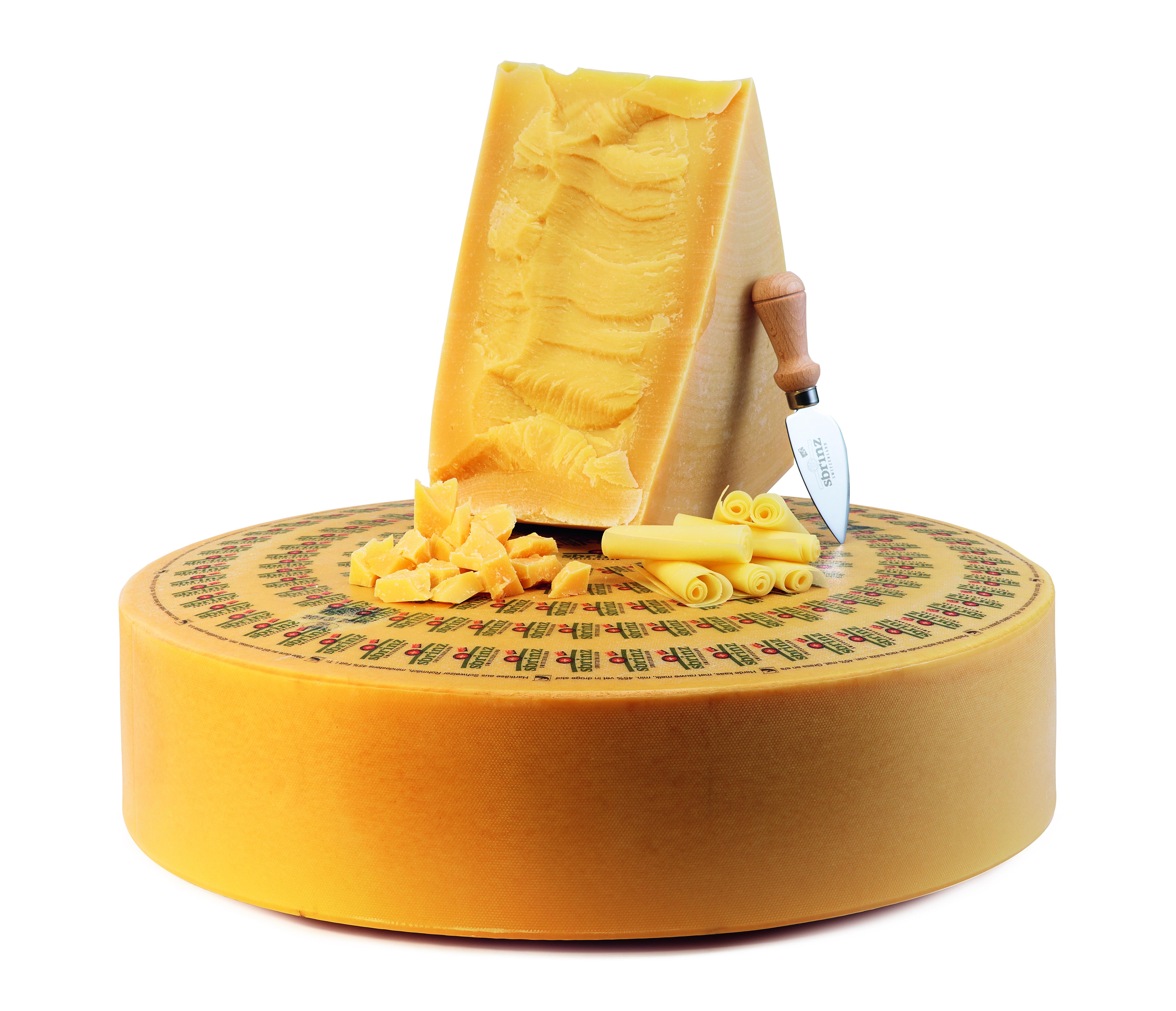 Fromages suisses - Sbrinz AOP