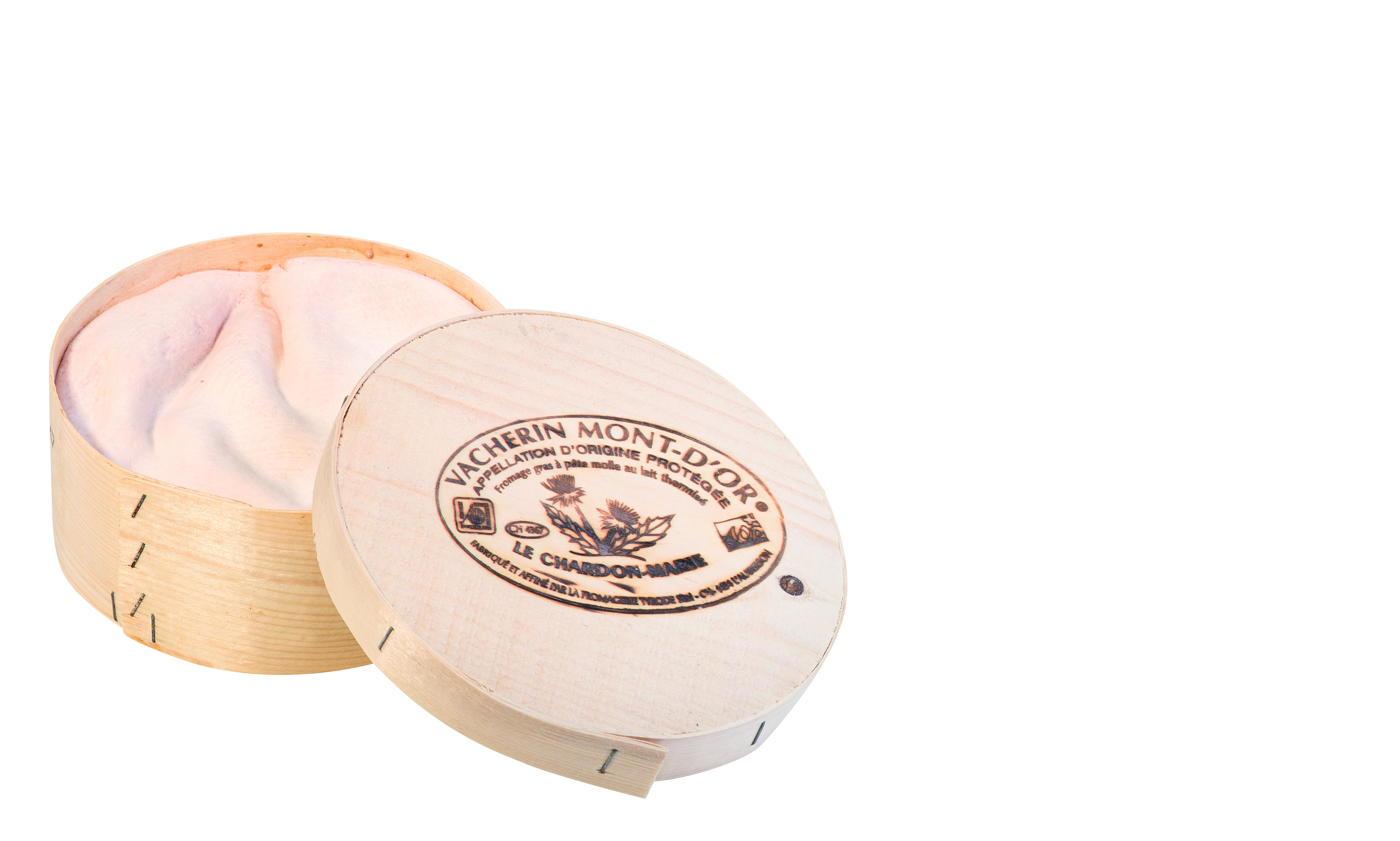 Fromages suisses - Vacherin Mont-d'Or AOP