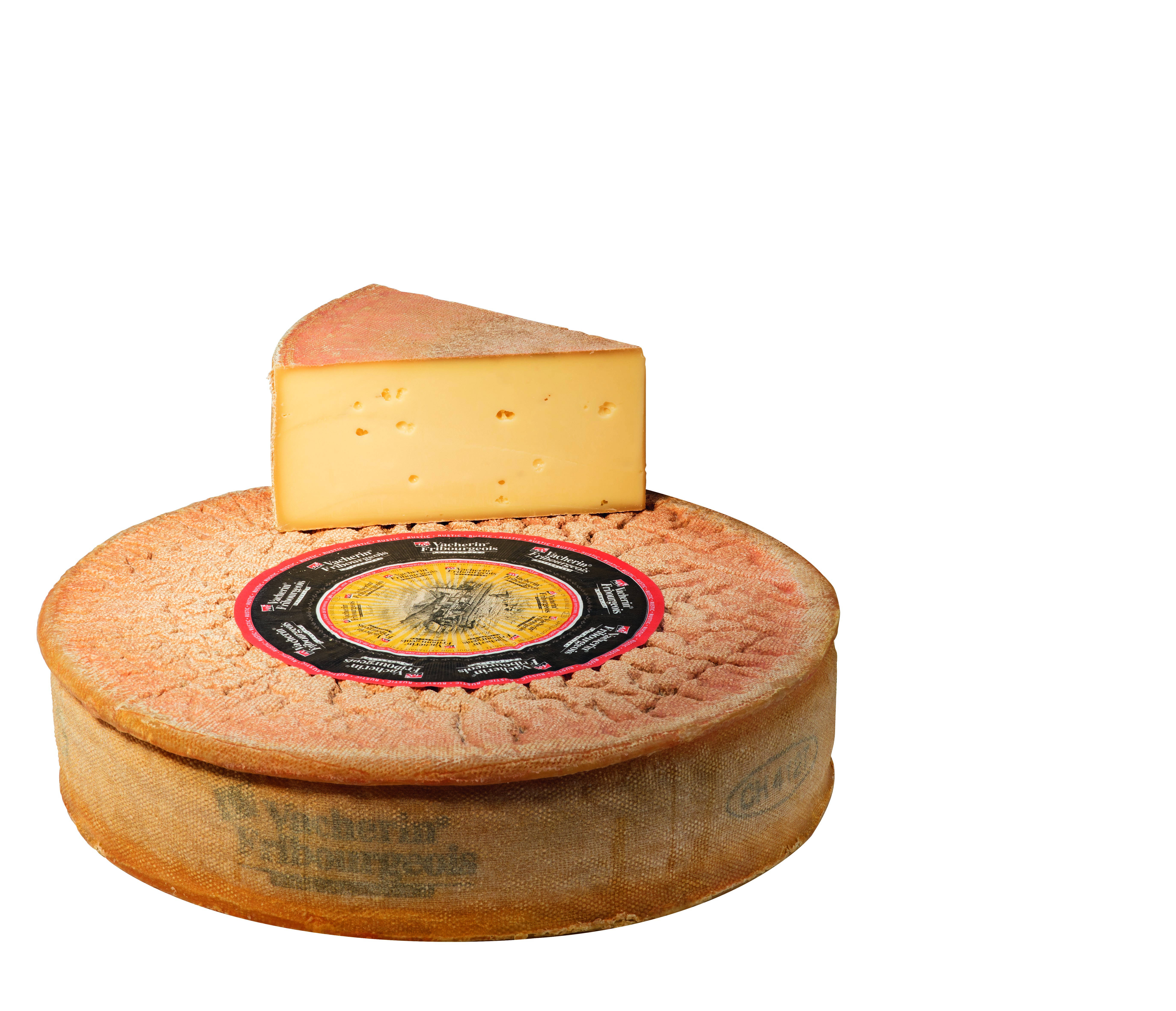 Fromages suisses - Vacherin fribourgeois AOP
