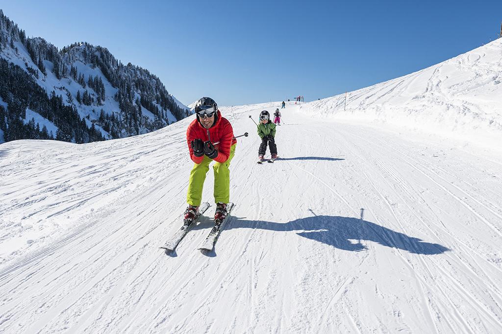 Freiburger Skigebiete