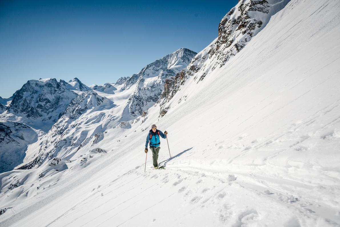 Skitouren Val d'Hérens